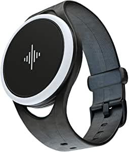 Soundbrenner Pulse | Smart, Vibrating & Wearable Metronome | For All Instruments (Guitar, Piano, Drums) | Tap Tempo (BPM) + Visual Beat Counting | Practice Like A Pro | As Seen At NAMM