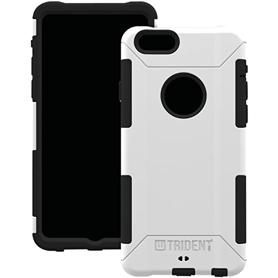 size 40 93b69 1ccf8 Trident Case 4.7-Inch Aegis Design Series for Apple iPhone 6/6s - Retail  Packaging - White