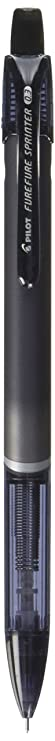 Pentel Fure Sprinter Mechanical Pencil, 0.3mm, Black And Silver Body (Hfst20 R3 Bs) by Pentel