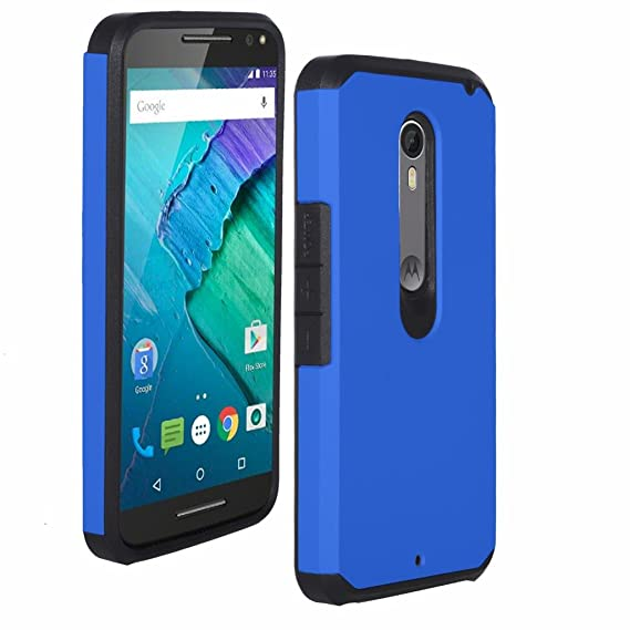 new style 9196a 99fb4 Moto X Pure Edition Case, {NFW} Tough Hybrid Armor Shock Dual Layer  Resistance Proof Case Cover , For Motorola Moto X Style / Pure Edition ...