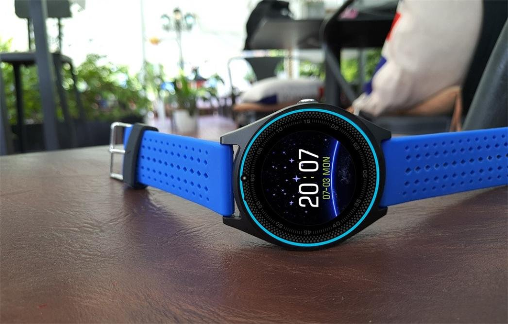 Multifuncional elegante reloj inteligente, Y56 V9 Bluetooth 4.0 0,3 m cámara muñeca llamada Smart reloj inteligente banda podómetro mate: Amazon.es: ...