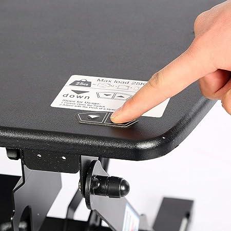 stts Lazy Table- Electric Stand-Home Office Escritorio de la ...