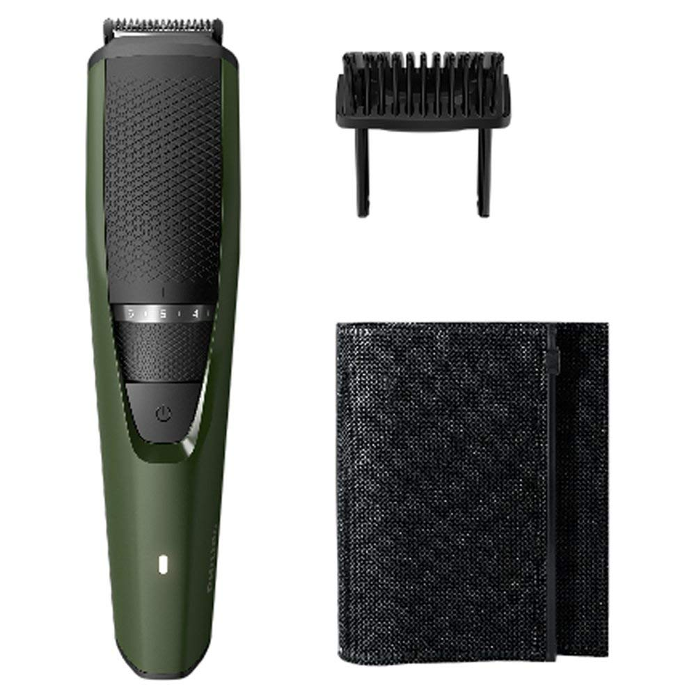 Philips BT3211/15 corded & cordless rechargeable Beard Trimmer - 20 length settings; 60 min run time