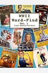WWII Word-Find: Vol. 1 (Volume 1) Paperback
