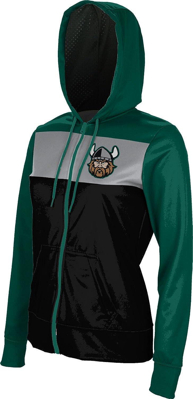 Cleveland State University Girls Zipper Hoodie Prime School Spirit Sweatshirt
