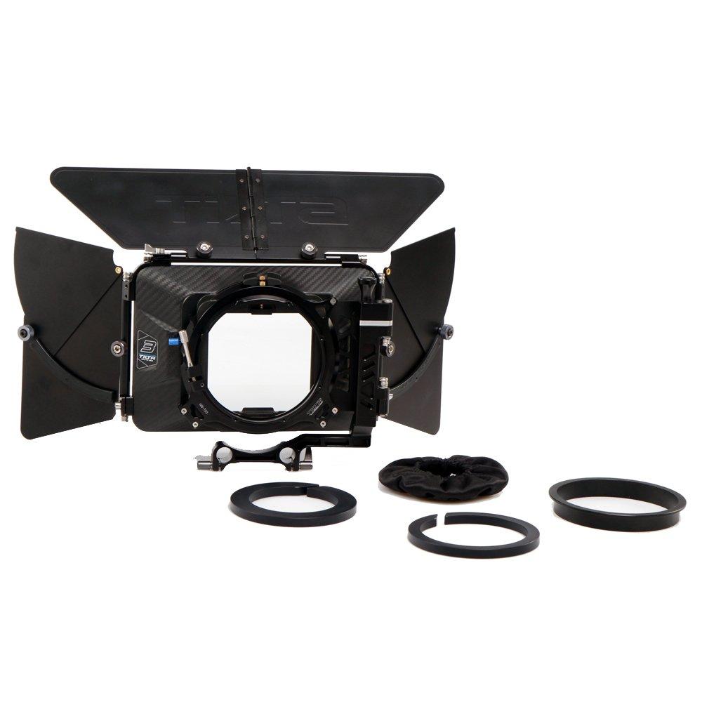Ikan MB-T03 4x4 Carbon Fiber Matte Box by Ikan (Image #4)