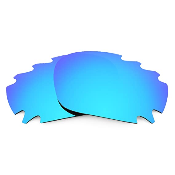 Revant Verres de rechange Bleu Glacier pour Oakley Racing Jacket Vented  Asian Fit 363c3b1cb8fc