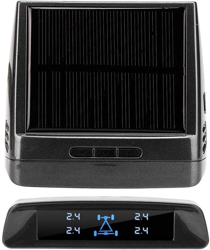 407003VU0A//407001LA0A//407001LA0B//407001LA0C Reifendruckkontrollsystem-Sensor f/ür schwarzes Auto TPMS EBTOOLS Reifendrucksensoren