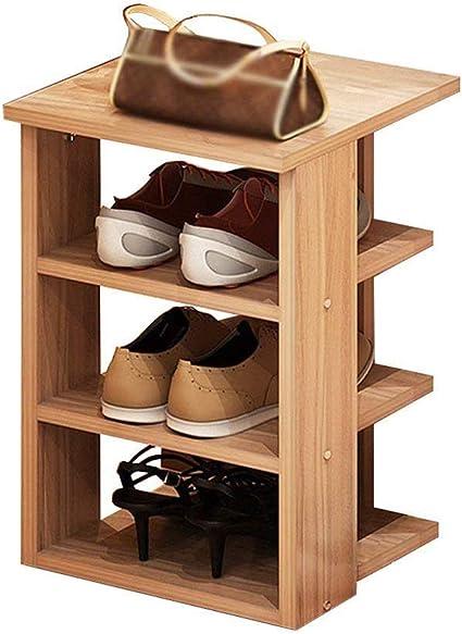Estante para zapatos, Ideas de moda Estante multifunción de 4 ...
