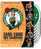 Boston Celtics: 1985-1986 NBA Champions - Sweet Sixteen (Collector's Edition)