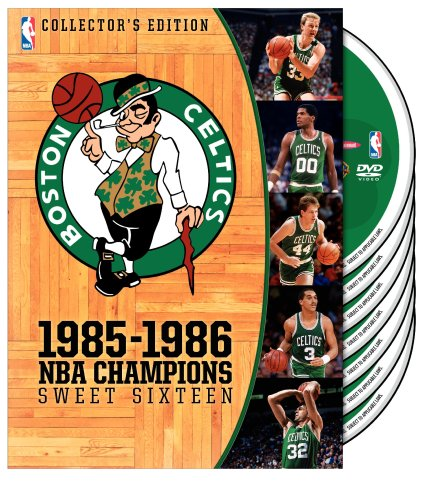 Boston Celtics: 1985-1986 NBA Champions - Sweet Sixteen (Collector's Edition) ()