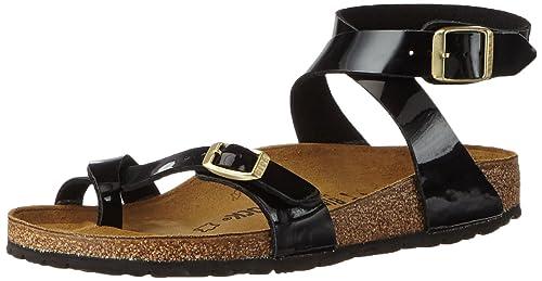 db02d057d42 Birkenstock Women s Yara Birko-Flor Sandals  Amazon.co.uk  Shoes   Bags