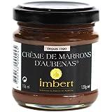 Imbert Chestnut Cream (Creme de Marrons), 120g Jar