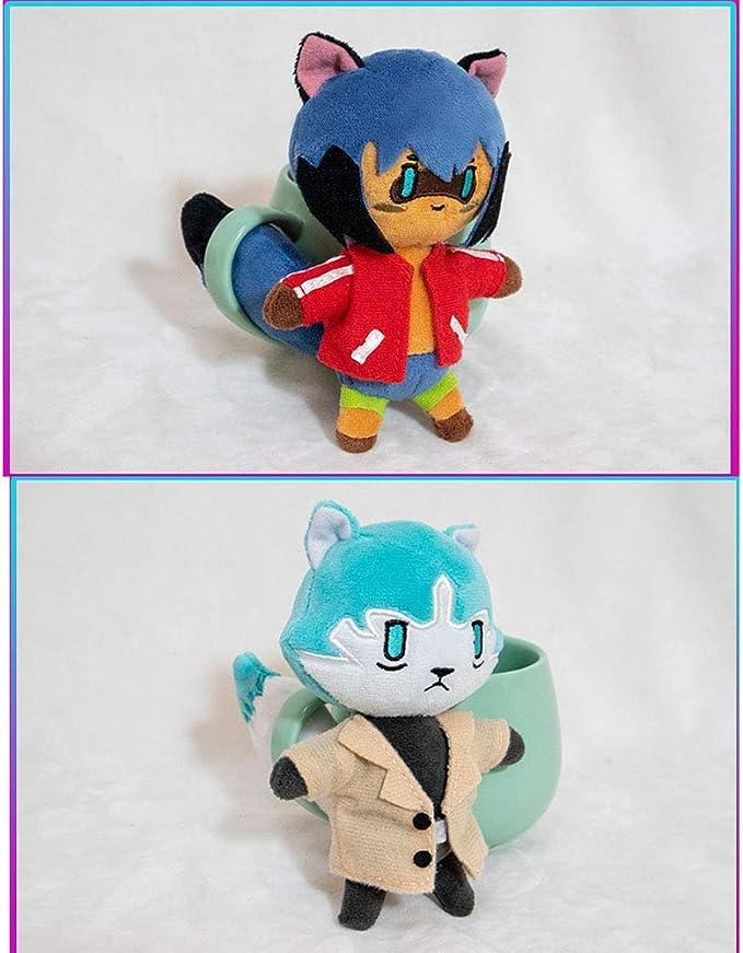 Anime BNA Kagemori Michiru Plush Toy 36cm Stuffed Doll