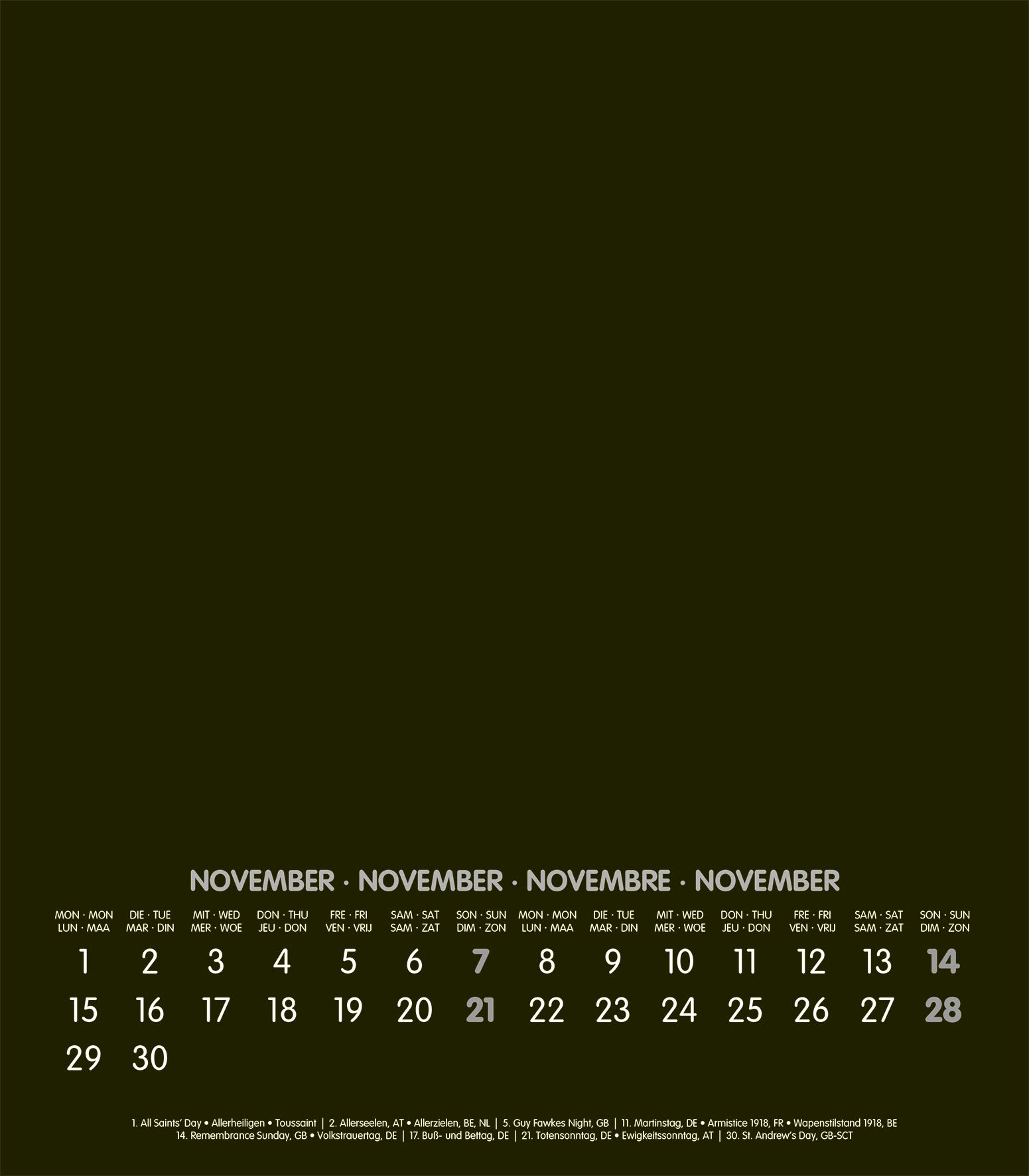 Do It Yourself Schwarz 2021 A I Bastelkalender Diy 21x24 Kalender Zum Selbstgestalten Amazon De Teneues Calendars Stationery Gmbh Co Kg Bucher