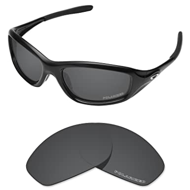 da71b654a4 ... cheapest tintart performance replacement lenses for oakley encounter  sunglass polarized etched carbon black 34b84 017ce
