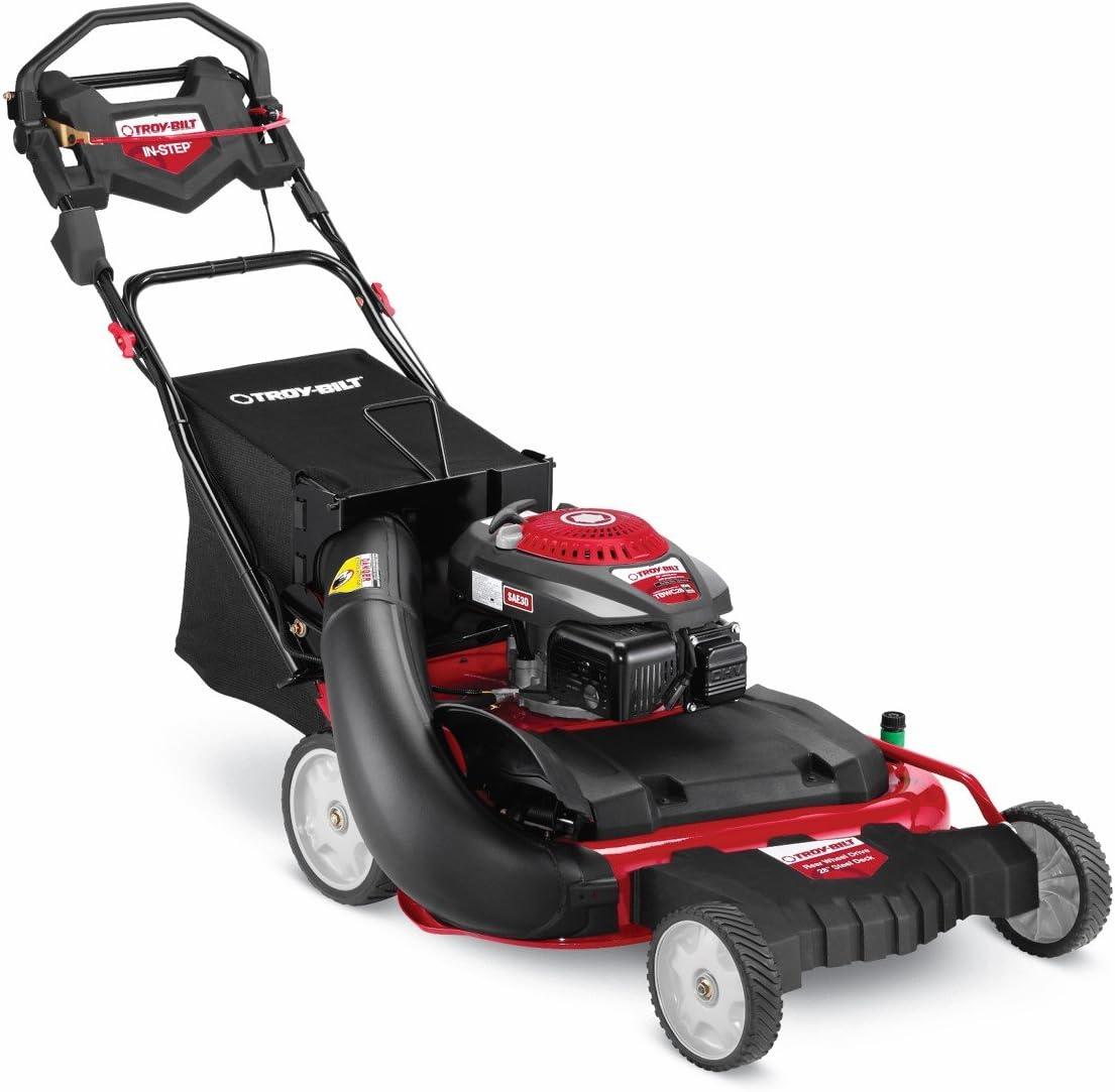 Troy-Bilt WC28 Wide-Cut Lawn Mower