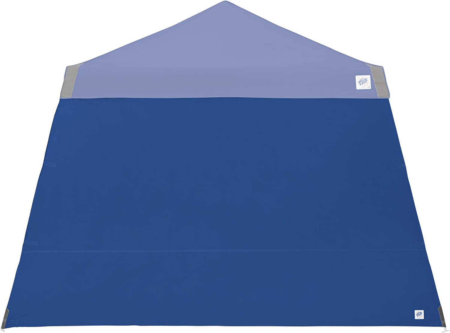E-Z UP Recreational Sidewall – Royal Blue - Fits Angle Leg 10' E-Z UP Instant Shelters
