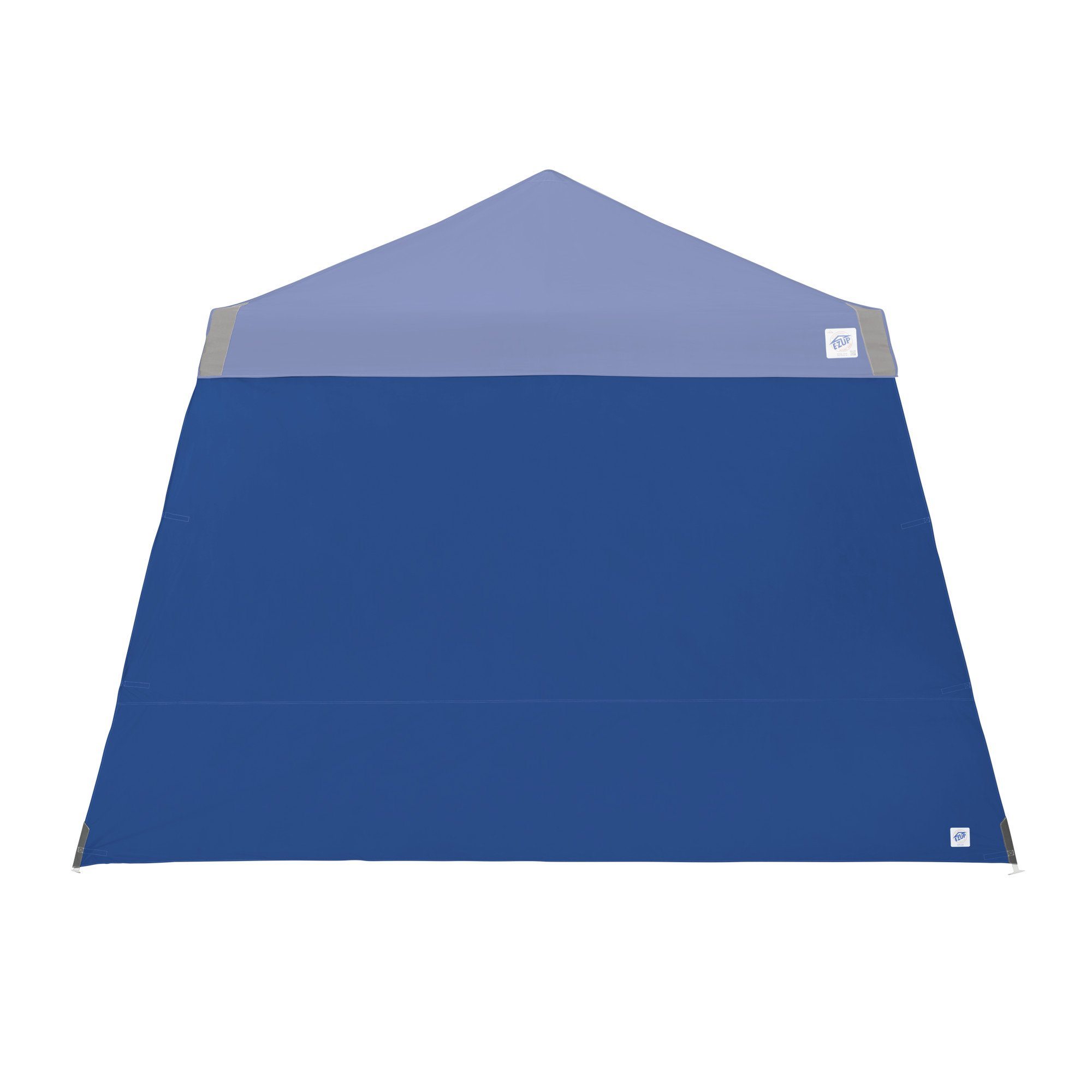 E-Z UP Recreational Sidewall – Royal Blue - Fits Angle Leg 10 Instant Shelters