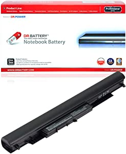 DR. BATTERY Replacement Battery for HP Laptop Battery G5 Battery 807956-001 Laptop Battery HS03 Battery HP HS04 HP Notebook Battery 807957-001 807612-421 HSTNN-PB6S TPN-C126 [14.8V / 2200mAh / 33Wh]
