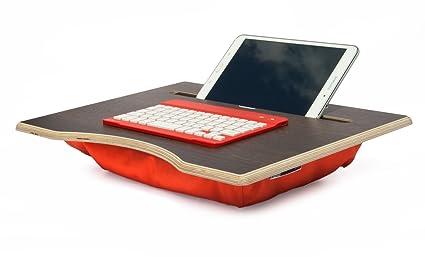 Mymesita® MyPad, Musk, soporte para Ipad/Tablet, mesa para ordenador,