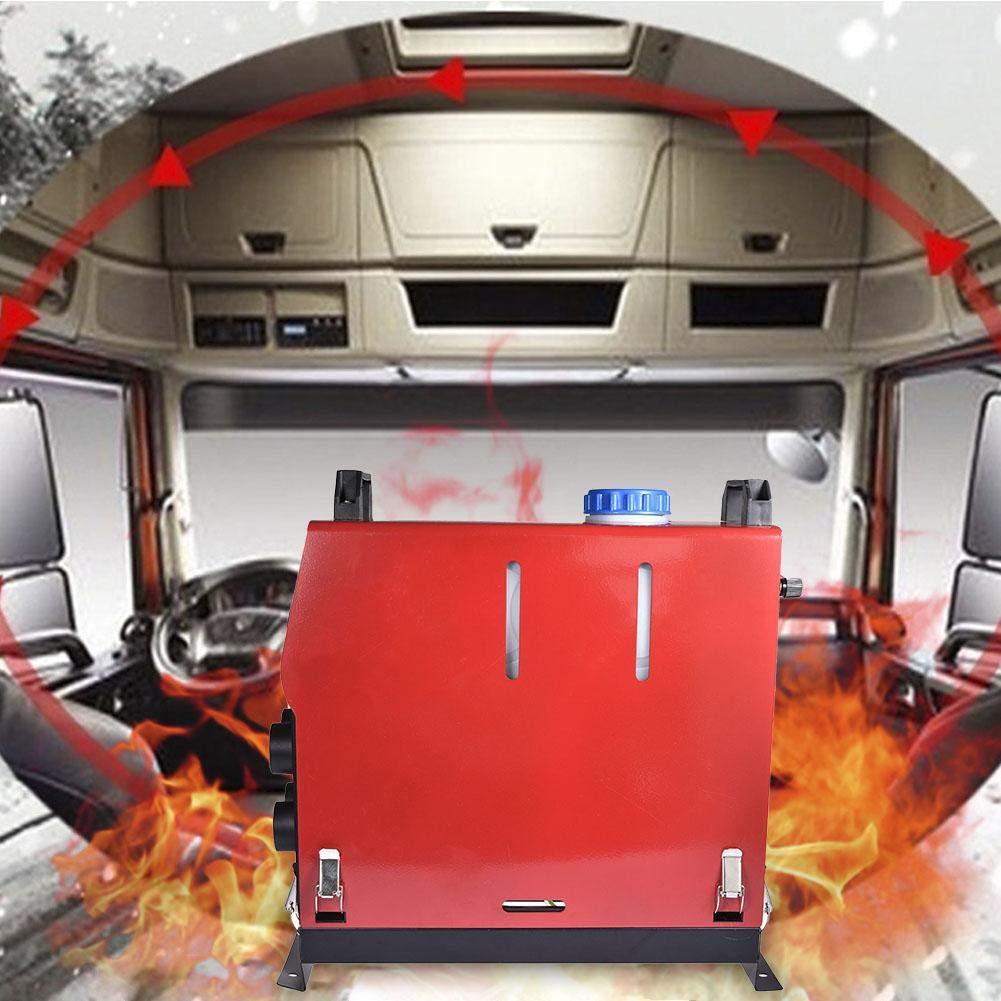 Boot Jatour Air standheizung tandheizung Luft Dieselheizung Thermostat Luft-Standheizung mit 5KW 12V // 24V mit Fernsteuerungs Auto LCD-Monitor f/ür LKW