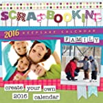 Scrapbooking 2016 Square 12x12 Wall C...