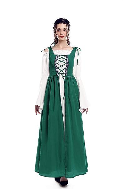 Amazon.com: ROLECOS - Disfraz de renacimiento irlandés para ...