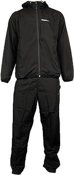 Nike - Chándal - Vestir - para hombre negro L: Amazon.es: Ropa y ...