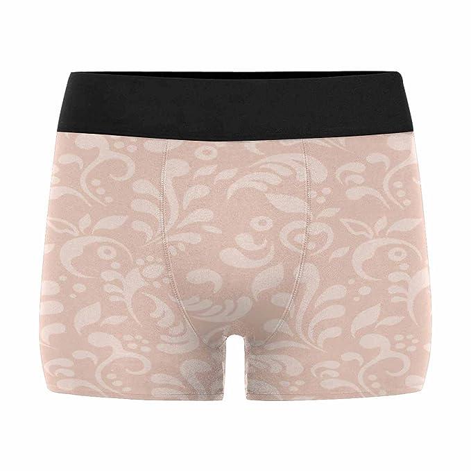 Interestprint Mens Boxer Briefs Underwear Valentine S Day With A