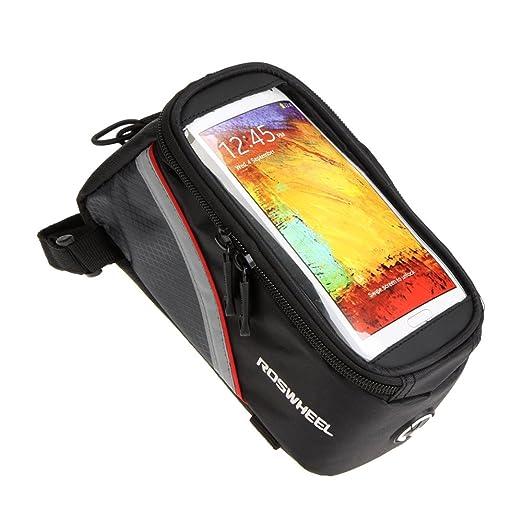 175 opinioni per Bicicletta Sacchetto Supporto smartphone ROSWHEEL bici della bicicletta del