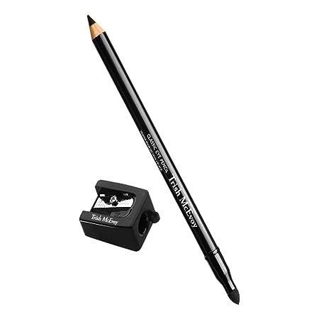 Trish McEvoy Classic Eye Pencil with Sharpener, shade Black