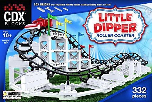 CDX Blocks Little Dipper Roller Coaster ()