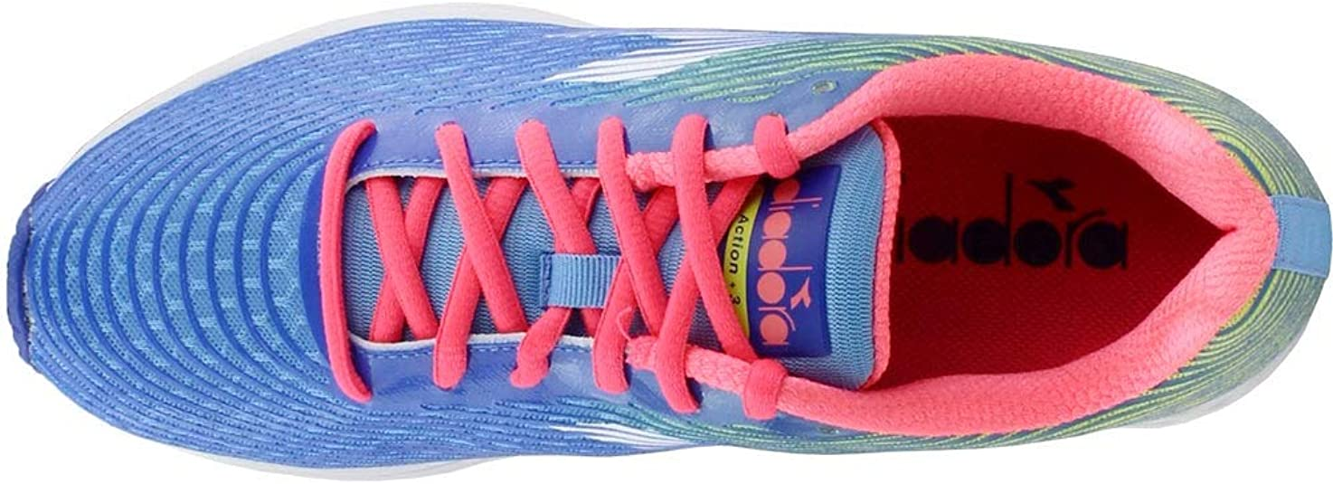 Diadora Action +3 scarpe da corsa casual da donna