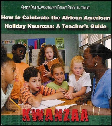 How to celebrate the African American holiday Kwanzaa DVD Cover Art