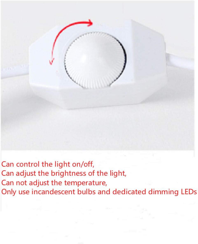 Lampade da scrivania 220V Dimmerabile Illuminazione Mobili Lampada da tavolo Lampada da comodino camera da letto Creatività moderna Semplicità-05: telecomando 06: Dimmerabile