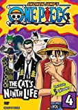 One Piece, Vol. 4 - The Cat's Ninth Life