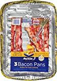 reynolds baking pans - Reynolds Bacon Pan (Non-Stick, 3 count)