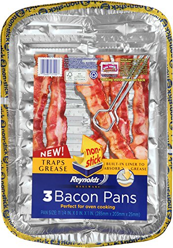 Reynolds Bacon Pan Non Stick count product image