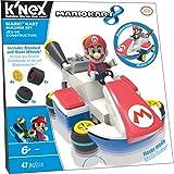 K'NEX Mario Kart 8 - Mario Kart Building Set - 38724