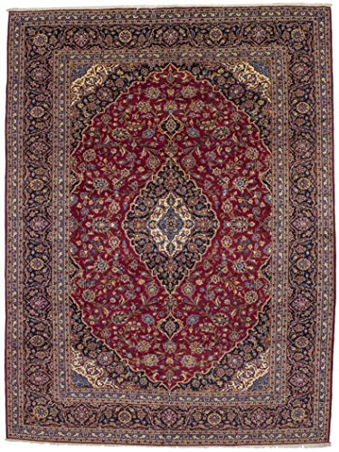 - Admin Rugs S Antique Traditional Handmade Red Kashan Persian Style Area Rug Oriental Carpet 10X13