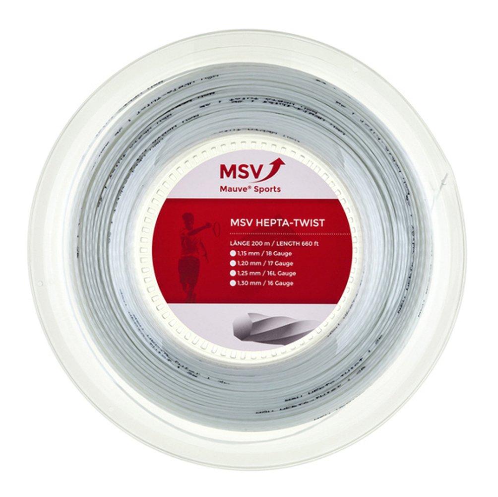 MSVヘプタツイスト200mホワイト1.25mm B01KV8ZK4Q B01KV8ZK4Q, ジュエリー工房 遊彩:97ff91b3 --- cgt-tbc.fr