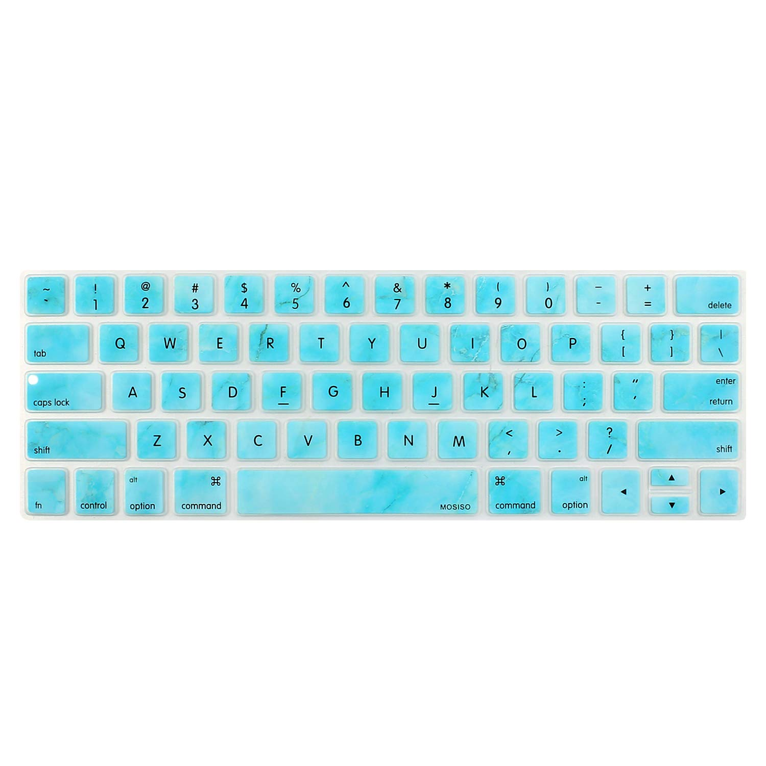 Protector De Teclado Para Macbook Pro Touch Bar 13 15 (tp2k)