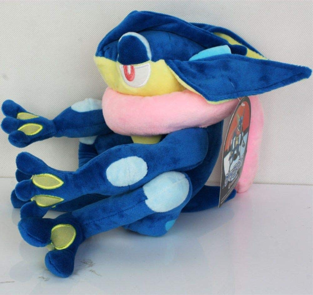 12 Inch Cuddly-store Greninja Soft Stuffed Doll Plush Toy