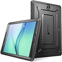 Samsung Galaxy Tab A 9.7inç kılıf, Supcase [Unicorn Beetle Pro serisi] tam gövde kılıfı entegre gösterge koruması ile//Çanta/Cover/Case/Aksesuar