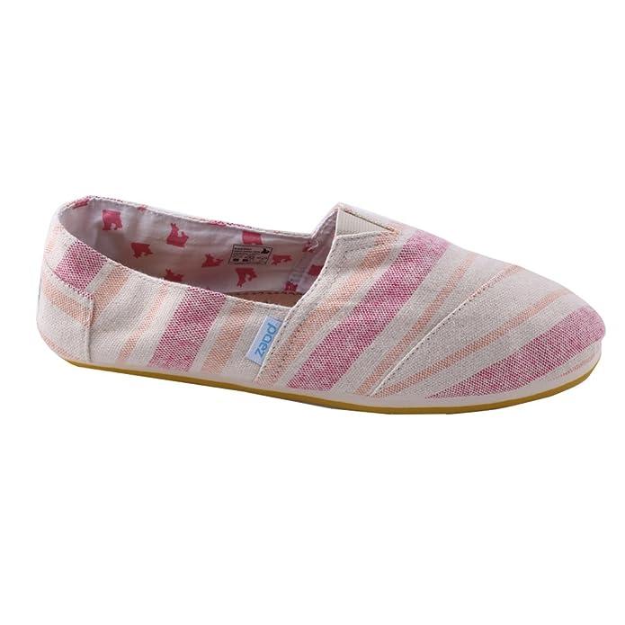 Amazon.com | PAEZ Mens TROYA Collection Canvas Alpargatas (8, Helena) | Shoes