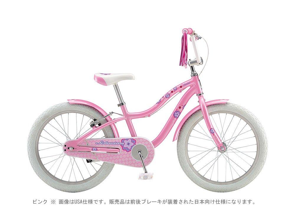 シュウィン(SCHWINN) 子供用自転車 SCW STARDUST ピンク 2018 B01MAZKJ0C