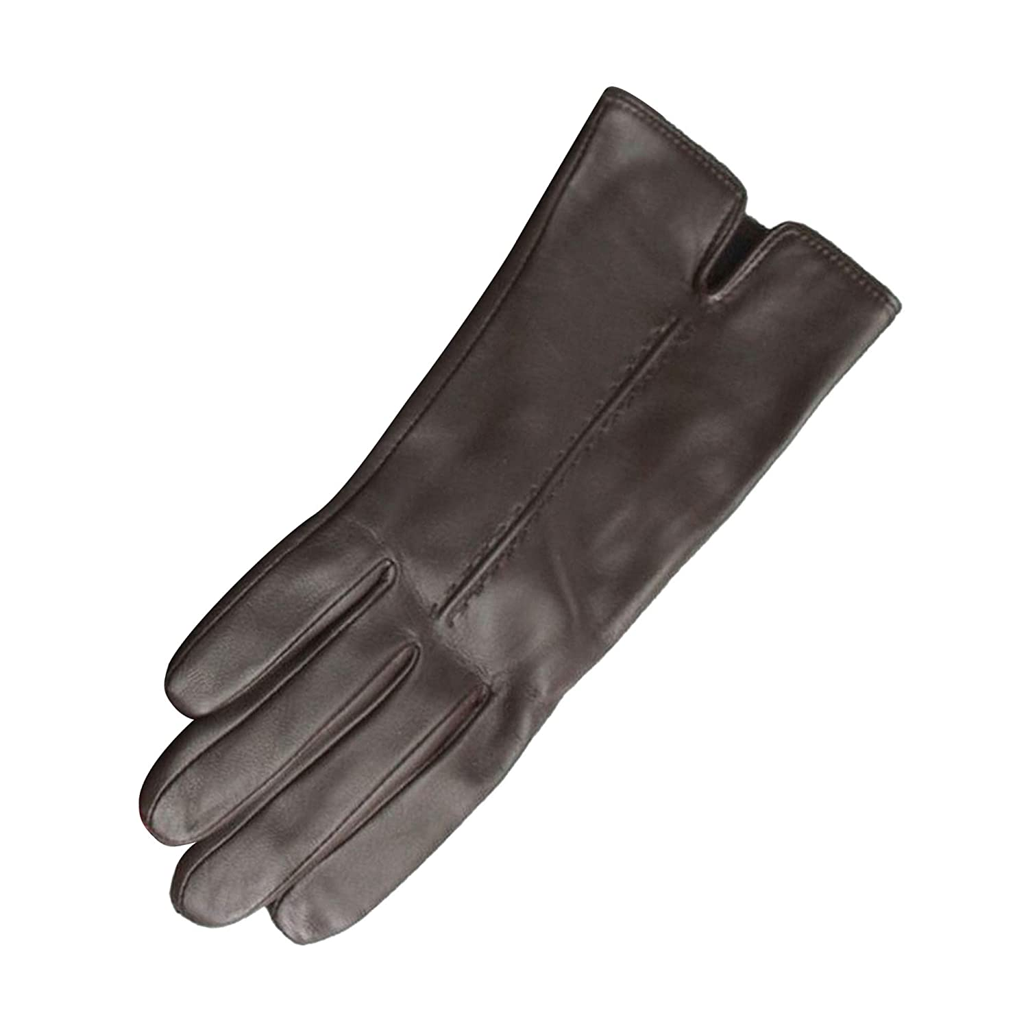 Eastern Counties Leather Womens/Ladies Tess Single Point Stitch Gloves (S) (Navy) UTEL279_7