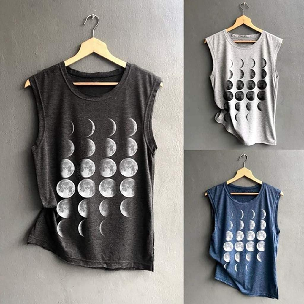 HYSGM Women Fashion Casual O-Neck Letter Print Tops Short Sleeve Tied T-Shirt Blouses