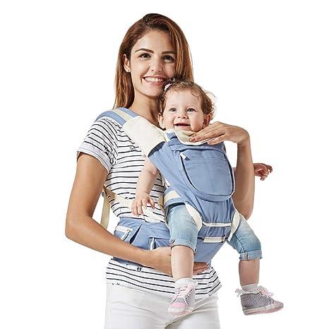 Mochila portabebés de Mondeer para el hombro, para todo el año, apta para bebés de 3 ...